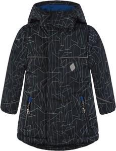 Granatowa kurtka dziecięca Kanz dla chłopców