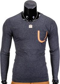 Koszulka z długim rękawem Ombre Clothing