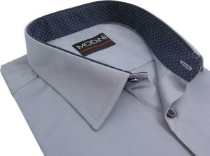 Koszula Modini Moda Męska z tkaniny