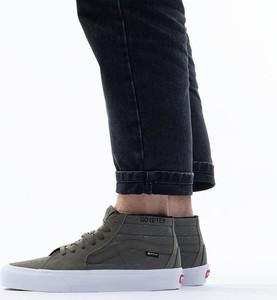 Buty męskie sneakersy Vans Sk8-Mid Gore-Tex GTX VN0A4VJE24U