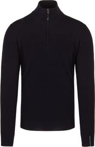 Granatowy sweter Chervo