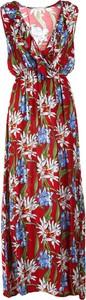 Sukienka Multu w stylu boho maxi bez rękawów