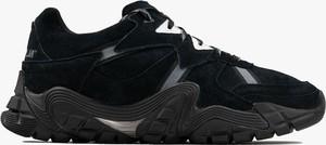 Buty sportowe Caterpillar ze skóry sznurowane