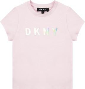 Koszulka dziecięca DKNY