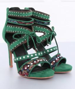 53f1180f sandały gladiatorki na koturnie - stylowo i modnie z Allani