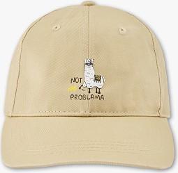 Żółta czapka CLOCKHOUSE z bawełny