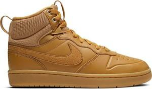 Trampki Nike sznurowane wysokie