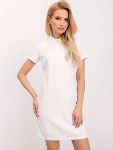 Sukienka Sheandher.pl z krótkim rękawem mini