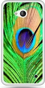 Etuistudio Etui na telefon Nokia Lumia 550 pawie oko