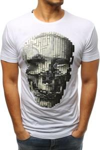 T-shirt Dstreet z bawełny w młodzieżowym stylu