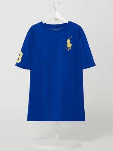 Koszulka dziecięca POLO RALPH LAUREN dla chłopców z krótkim rękawem