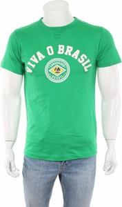 Zielony t-shirt Longboard