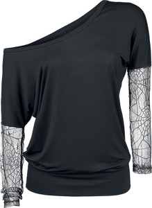 Bluzka Emp z długim rękawem