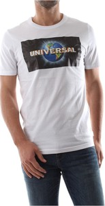 T-shirt Jack & Jones z krótkim rękawem w młodzieżowym stylu