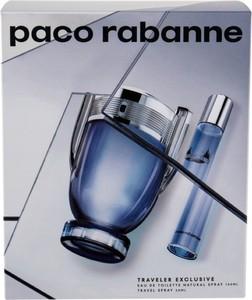 Paco Rabanne, Invictus, zestaw, woda toaletowa, spray, 100 ml, miniaturka wody toaletowej, spray, 20 ml