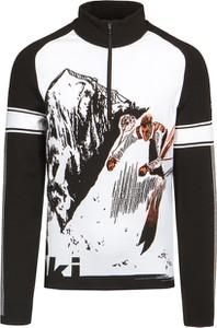 Bluza Newland w młodzieżowym stylu z żakardu
