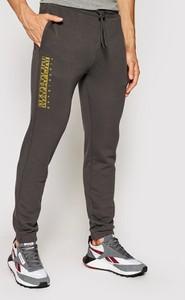 Spodnie sportowe Napapijri z dresówki
