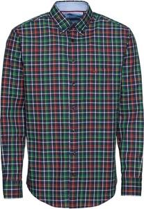 Koszula Fynch Hatton z bawełny z klasycznym kołnierzykiem w stylu casual
