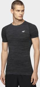 Czarny t-shirt 4fsklep.pl