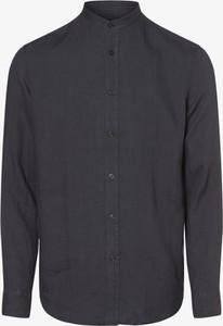 Czarna koszula Drykorn z długim rękawem
