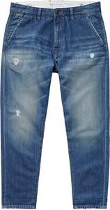 Chinosy Pepe Jeans z bawełny