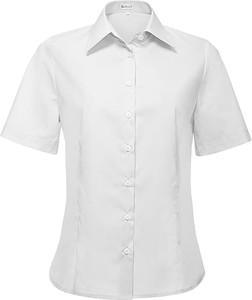 Bluzka Bodara z bawełny z krótkim rękawem