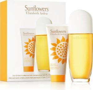 Elizabeth Arden Sunflowers zestaw - woda toaletowa 100 ml + balsam do ciała 100 ml