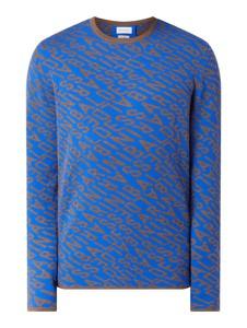 Sweter Baldessarini z wełny w młodzieżowym stylu