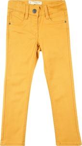 Jeansy dziecięce Name it z jeansu