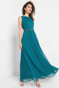 Sukienka ORSAY z szyfonu maxi