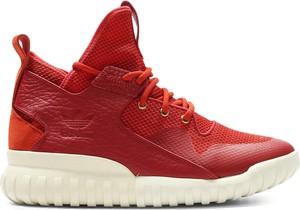 Buty sportowe Adidas Originals ze skóry tubular