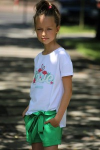 Bluzka dziecięca Qba Kids