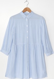 Niebieska koszula House