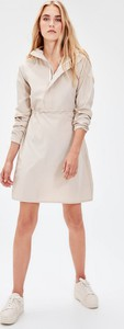 Sukienka Trendyol z długim rękawem w stylu casual