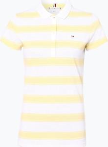 07ec1fb06c82e koszulki polo tommy hilfiger damskie. - stylowo i modnie z Allani