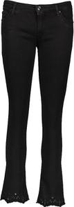 Czarne jeansy Replay w stylu casual