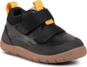 Czarne buty sportowe dziecięce eobuwie.pl