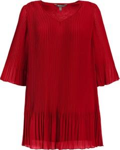 Czerwona bluzka Ulla Popken