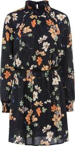 Bonprix rainbow sukienka szyfonowa