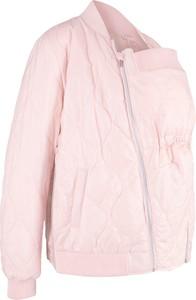11be6e3f22560a Różowa kurtka bonprix bpc bonprix collection w stylu casual