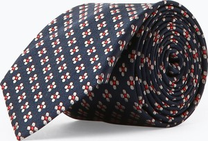 Krawat Andrew James New York z jedwabiu w stylu boho