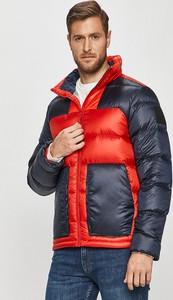 Kurtka Jack Wolfskin z tkaniny w sportowym stylu