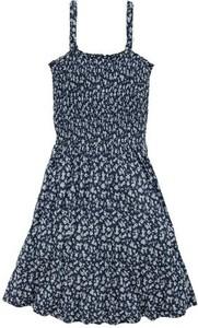 Niebieska sukienka dziewczęca arizona