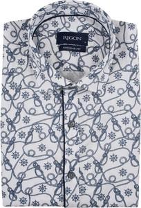 Koszula Rigon z bawełny