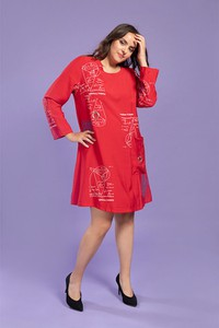 Sukienka Pomme Rouge