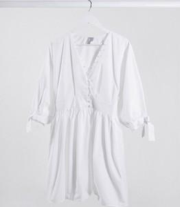 Sukienka Asos mini z bawełny