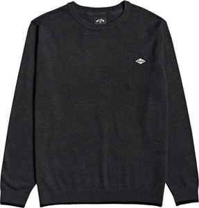 Czarny sweter Billabong z bawełny