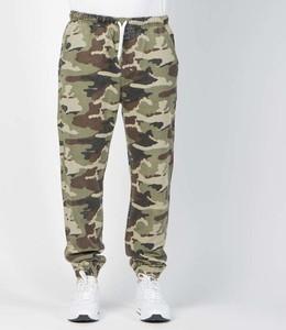 Spodnie Mass Denim w militarnym stylu