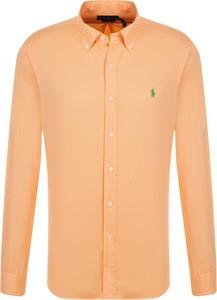 Koszula POLO RALPH LAUREN z tkaniny z długim rękawem