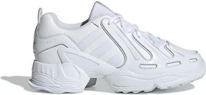 Buty sportowe Adidas Originals z płaską podeszwą eqt support sznurowane